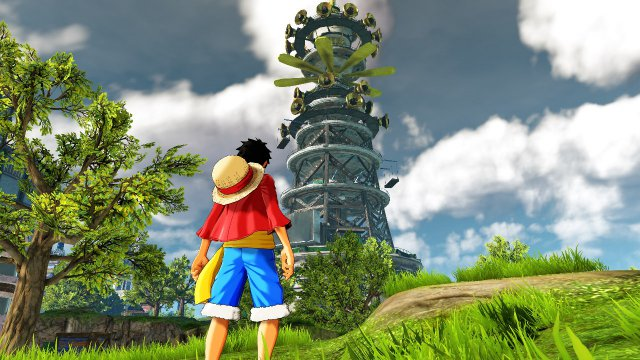 One Piece World Seeker - Immagine 207706