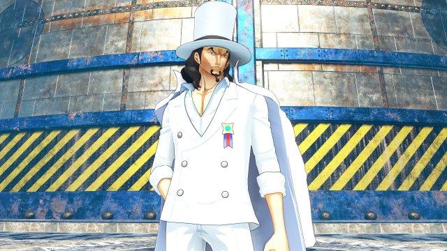 Nuove immagini dal mondo di One Piece World Seeker - Gamesurf.it 47f7e47c00c5