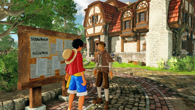 One Piece World Seeker immagine 208880