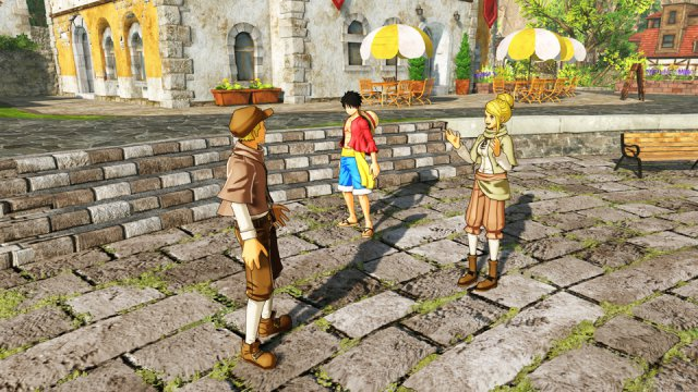 One Piece World Seeker immagine 208883