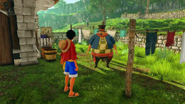 One Piece World Seeker immagine 208886