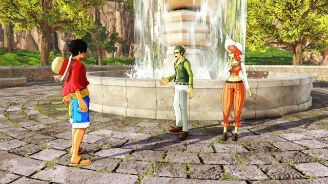 One Piece World Seeker immagine 208889