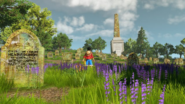 One Piece World Seeker immagine 208892