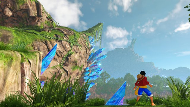 One Piece World Seeker immagine 208898