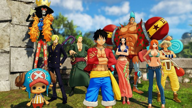 One Piece World Seeker - Immagine 71 di 184