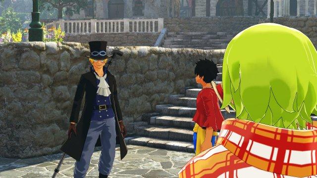 One Piece World Seeker - Immagine 211308
