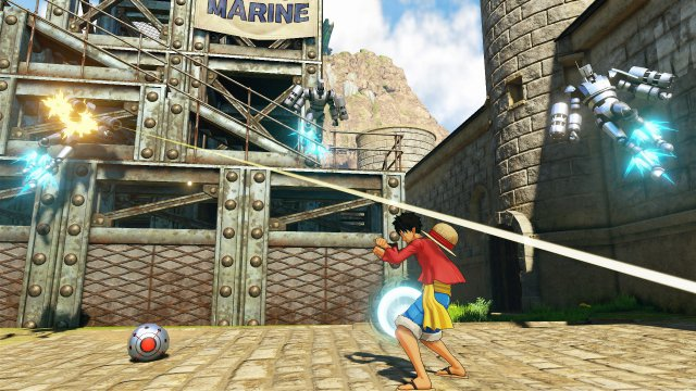 One Piece World Seeker immagine 212956