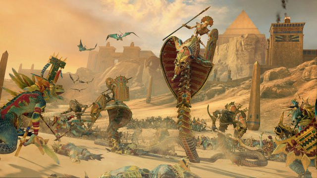 Total War: Warhammer II - Rise of the Tomb Kings immagine 207417