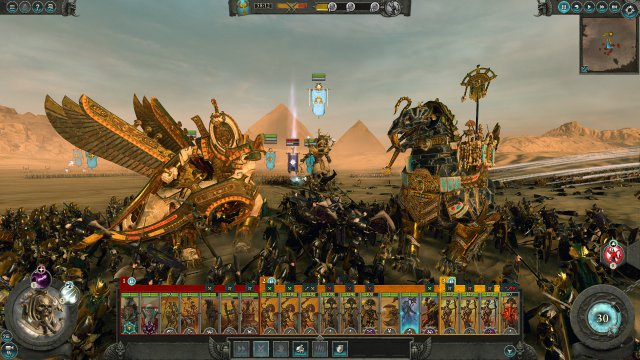 Total War: Warhammer II - Rise of the Tomb Kings immagine 207422