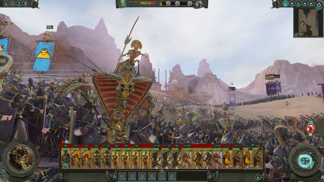 Total War: Warhammer II - Rise of the Tomb Kings immagine 207423