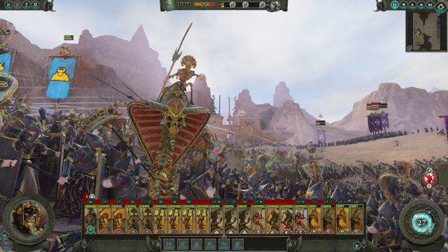 Total War: Warhammer II - Rise of the Tomb Kings immagine 207423