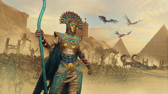 Total War: Warhammer II - Rise of the Tomb Kings immagine 207424