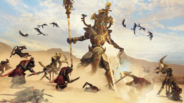 Total War: Warhammer II - Rise of the Tomb Kings immagine 207426