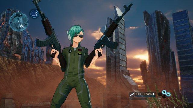Sword Art Online: Fatal Bullet immagine 207594