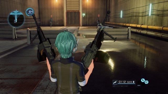 Sword Art Online: Fatal Bullet immagine 207597