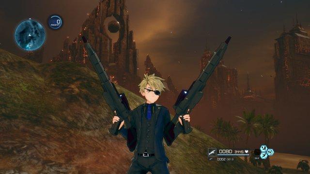 Sword Art Online: Fatal Bullet immagine 207603