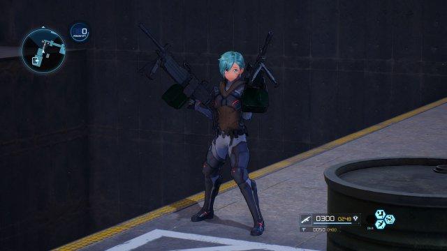 Sword Art Online: Fatal Bullet immagine 207606
