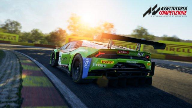 Assetto Corsa Competizione immagine 210673