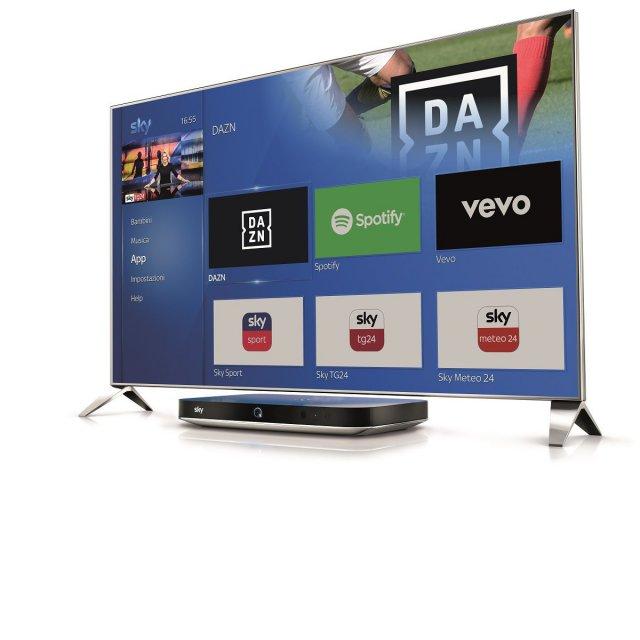 Sky Q: Sky ridisegna il futuro della TV - Immagine 212228