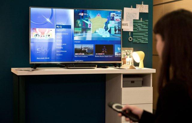 Sky Q: Sky ridisegna il futuro della TV - Immagine 212232