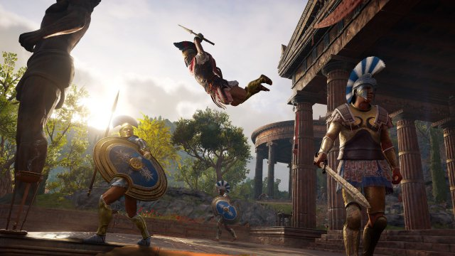 Assassin's Creed Odyssey immagine 210387