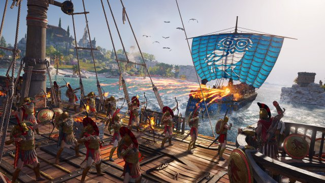 Assassin's Creed Odyssey immagine 210393