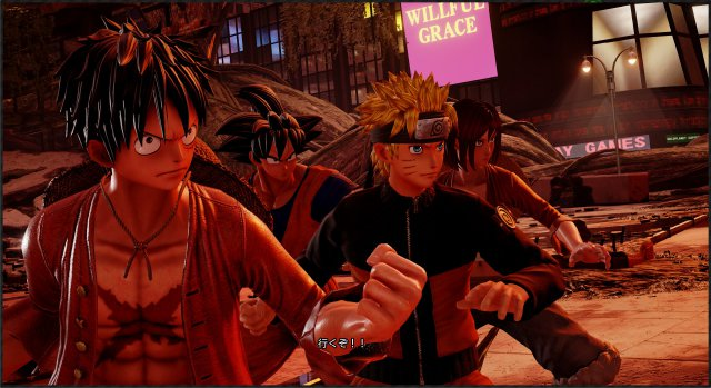 Jump Force: Unite to Fight - Immagine 211581