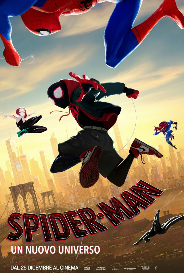 Spiderman: Un nuovo universo - Immagine 17 di 17