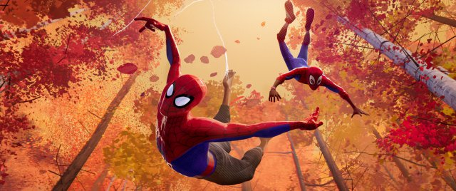 Spiderman: Un nuovo universo - Immagine 213250
