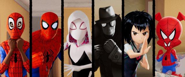 Spiderman: Un nuovo universo - Immagine 213253