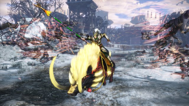 Warriors Orochi 4 immagine 212256
