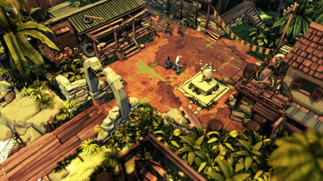 Jagged Alliance: Rage! immagine 213275