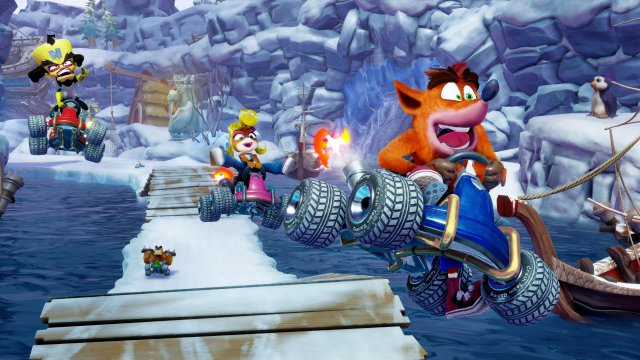 Crash Team Racing Nitro-Fueled - Immagine 5 di 5