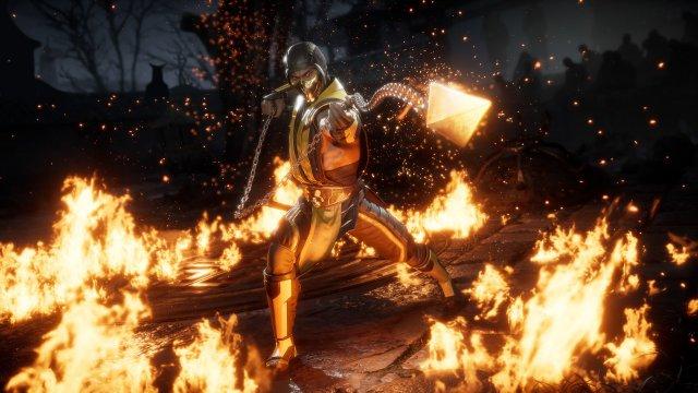 Mortal Kombat 11 immagine 213320