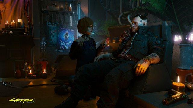 Un po  di immagini dall universo di Cyberpunk 2077 - Gamesurf.it 61844b074a75