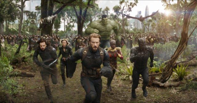 Avengers: Infinity War - Immagine 23 di 25