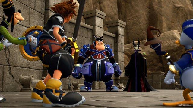 Kingdom Hearts III immagine 212298