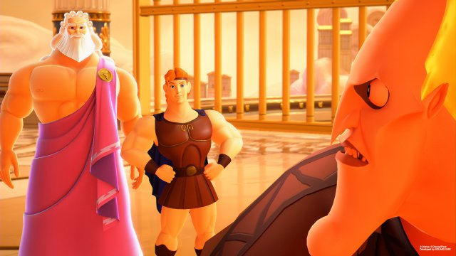 Kingdom Hearts III immagine 212301