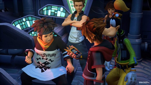 Kingdom Hearts III immagine 212307