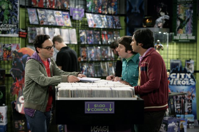 The Big Bang Theory - Immagine 220009