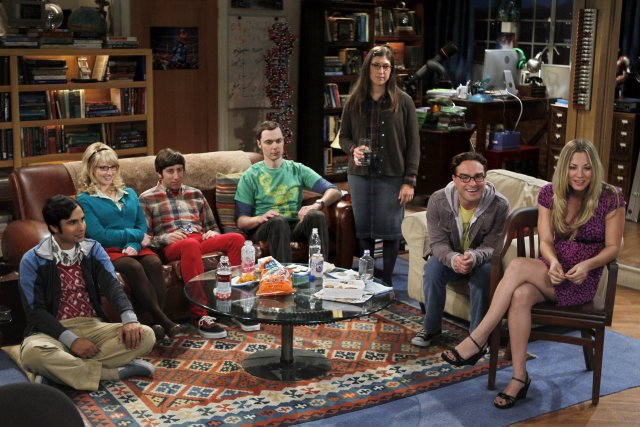 The Big Bang Theory - Immagine 220012