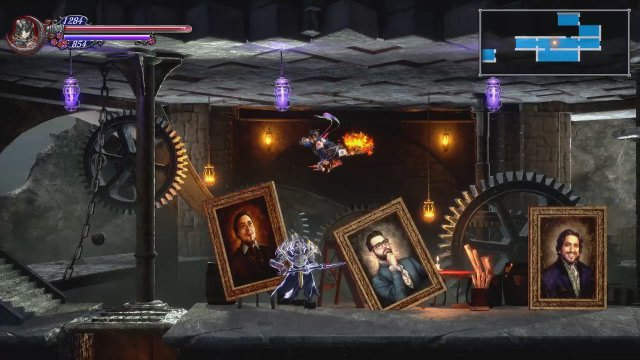 Bloodstained: Ritual of the Night immagine 219372