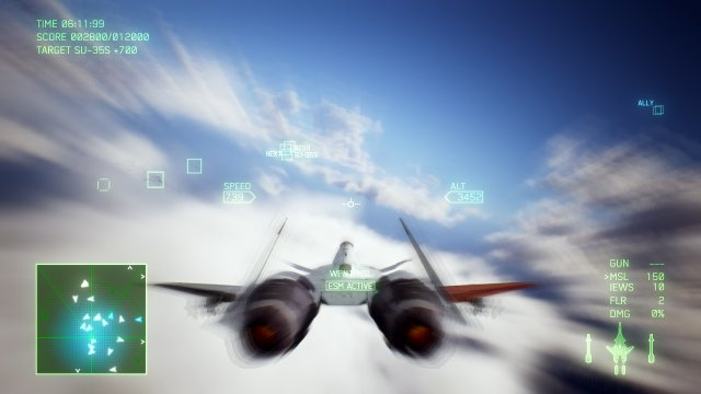 Ace Combat 7: Skies Unknown immagine 218284
