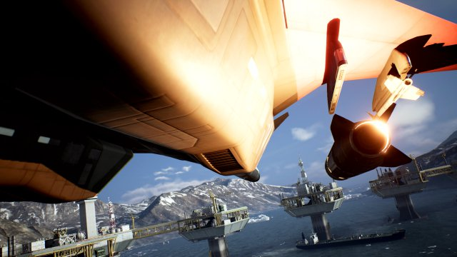 Ace Combat 7: Skies Unknown - Immagine 218286