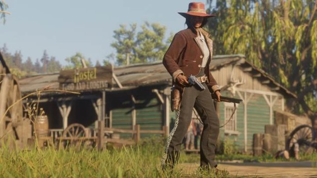 Red Dead Redemption 2 - Immagine 217704