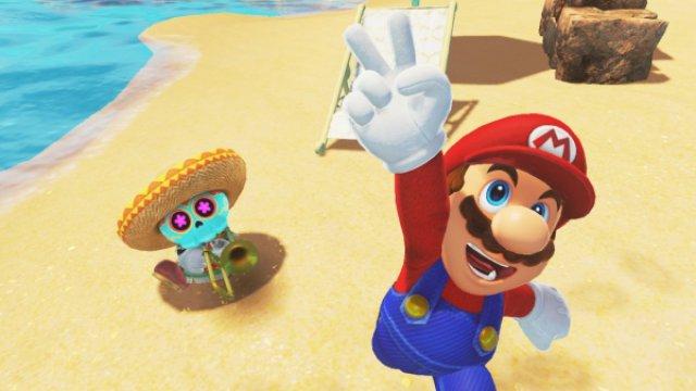 Super Mario Odyssey - Immagine 217680