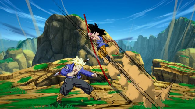 Dragon Ball FighterZ immagine 216802