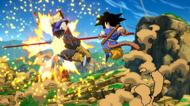 Dragon Ball FighterZ immagine 216806