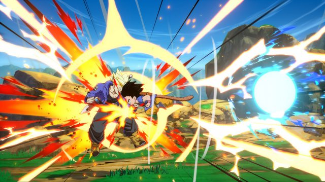 Dragon Ball FighterZ immagine 216814