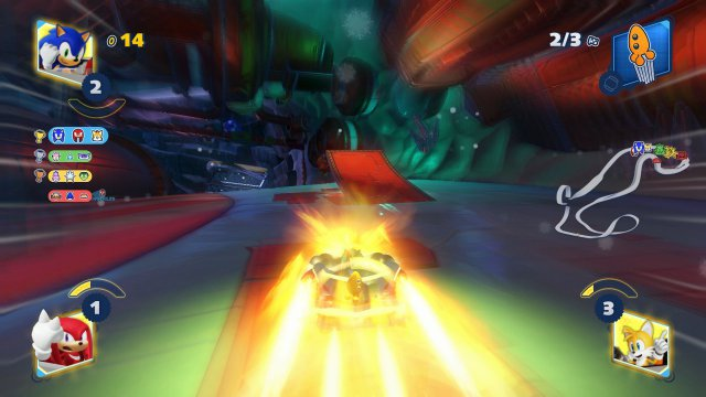 Team Sonic Racing immagine 218949